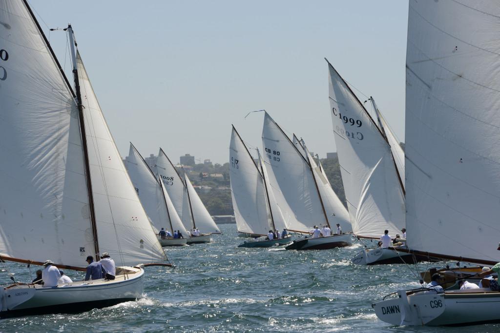 RPEYC Couta Boat Regatta, 16 October 2015